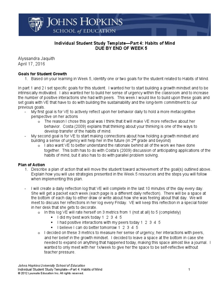 Studentstudy Part4 Ajaquith Metacognition Goal