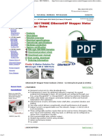 AMCI _ Stepper Motor Control _ Stepper Motor Drivers _ SD17060E Ethernet_IP Stepper Motor Indexer _ Drive