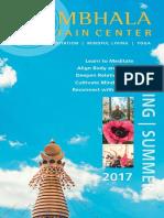 Spring-Summer 2017 Catalog