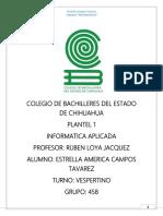 Manual de Uso Del Procesador de Texto Word
