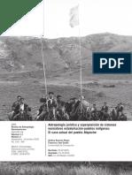 Antropología Jurídica Indígena