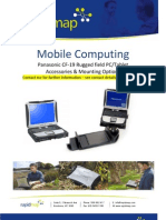Mobile Computing CF-19 overview, accessories & mounting options