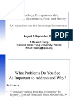 L4_Technology Ventures- Capitalism and the Technology Entrepreneur