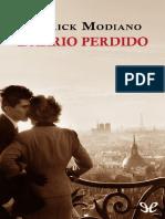 Barrio Perdido - Patrick Modiano