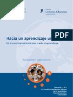 3 2013_UNESCO_Hacia Un Aprendizaje Universal_2_Resumen Ejecutivo