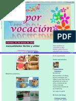 Tiaporvocacion Blogspot Com 2013 05 Manualidades Faciles y Utiles