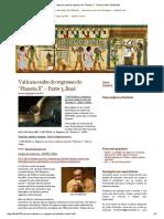 """Vaticano Sabe Do Regresso Do """"Planeta X"""" – Parte 3, Final _ Thoth3126"""