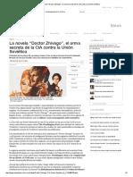 """La novela """"Doctor Zhivago"""", el arma secreta de la CIA contra la Unión Soviética.pdf"""