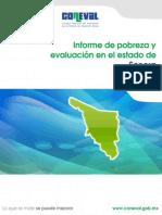 Informe de Pobreza y Evaluación 2012_Sonora