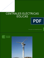 Centrales Electricas Eolicas
