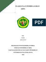 RPP K-13 Hukum Archimedes
