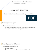 RNA Seq Tutorial