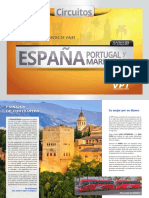 VPT. España Portugal Marruecos 2016