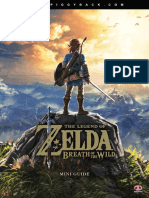 MINIGUIDE The Legend of Zelda Breath of the Wild