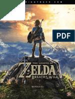 Miniguía The Legend of Zelda