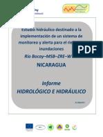 A. Informe Estudio Hidrologico Hidraulico