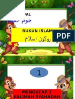 Rukun Islam Jawi Dan Bm