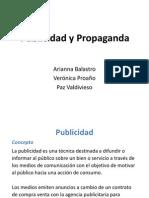 Exposición publicidad y propaganda