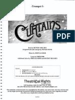 Curtains - Trumpet 1