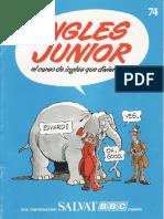 Inglés Junior BBC Fascículo 74