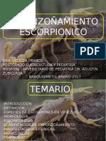 emponzoñamiento escorpionico