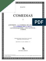 LA OLLA  - PLAUTO - COMEDIA.pdf