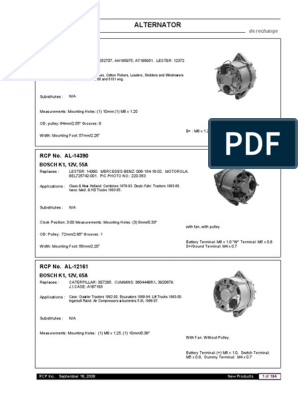 Alternator Units | Pontiac | Buick on alternator parts diagram, bosch pump wiring diagram, bosch tachometer wiring diagram, bosch electronic ignition wiring diagram, alternator block diagram, denso alternator diagram, bosch parts diagram, mitsubishi alternator diagram, lucas alternator diagram, bosch fuel gauge wiring diagram, forklift ignition switch wiring diagram, bosch washing machine wiring diagram, water well pump wiring diagram, bosch drill wiring diagram, vdo tachometer wiring diagram, auto alternator diagram, hitachi alternator diagram, bosch dishwasher wiring-diagram, bosch generator diagram, alternator charging system diagram,