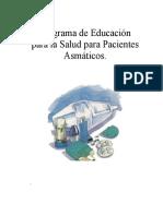 Programa de Educación Para La Salud Para Pacientes Asmáticos