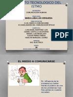Diapositiva de Comunicacion Humana