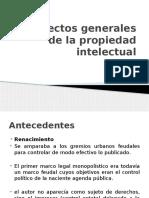 Aspectos Generales de La Propiedad Intelectual 1
