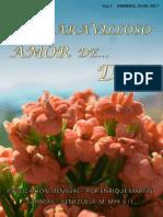 El Maravilloso Amor de Dios - Volumen 1 - 25 de Febrero 2017 (eBook)