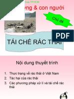 Moi Truong Va Con Nguoi
