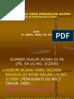 HUKUM ACARA PADA PERADILAN AGAMA.pdf