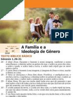 A família e a Ideologia de Gênero-