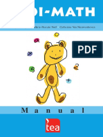 TEDI-MATH Extracto Web