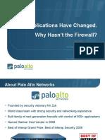 PaloAlto - Overview