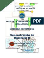 Guia de Concentracion de Minerales II-A
