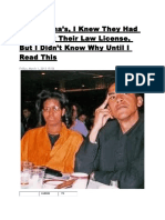 The Obama's, I Knew They Had Both Lost Their Law License, But I Didn't Know Why Until I Read This.docx
