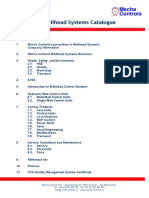 Wellhead Instrument Catalogue