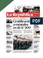 El Reto Del Docente Peruano Frente a Los Cambios Tecnológicos