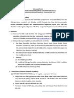 Petunjuk Teknis Portofolio Olahraga