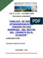 Analisis Sectorial Cemento en Ecuador Usando Cravino (1)