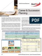 Career & Sucession Planning