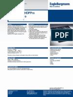 EagleBurgmann Statotherm HDPPro 9593 HDPPro En
