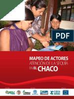 Mapeo de Actores Sequia