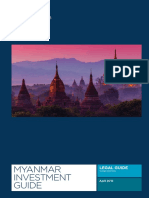 Myanmar Investment Guide