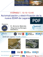 6. Automatización y Electrificación de La Nueva EDAR