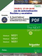 8. Plataformas de Automatización Flexibles y Escalables