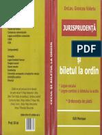 Cecul Şi Biletul La Ordin - Grancea Valeriu - 2009