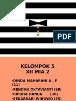 KELOMPOK 5 SBK